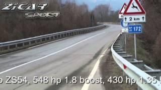 Download Lancia Delta 430cv-548cv -Prova su strada chiusa - Zicarsport Video
