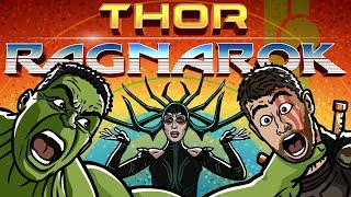 Download Thor: Ragnarok Trailer Spoof - TOON SANDWICH Video