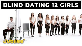 Download 12 vs 1: Speed Dating 12 Girls Without Seeing Them Video