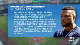 Download Robinson Cano suspended 80 games for violating drug agreement Video