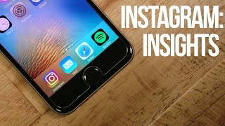 Download Instagram Insights Analytics: A Helpful, Data-Driven Feature Video