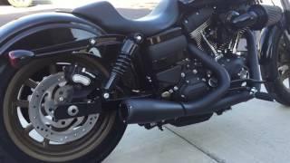 Download 2017 Harley Low Rider S walk around. Vance and Hines Upsweep Video