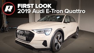 Download 2019 Audi E-Tron: The electric SUV you've been waiting for Video