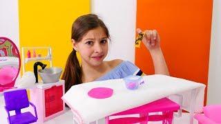 Download Мультики для девочек - вечеринка у Барби с Кеном Video