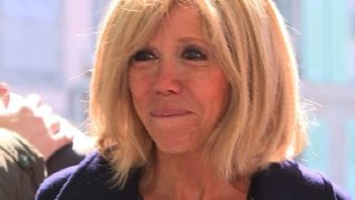Download Brigitte Macron: Teacher to potential first lady of France Video