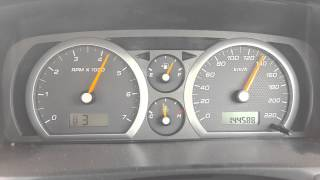Download Ford Territory 4L AWD Ghia 0-180km Video