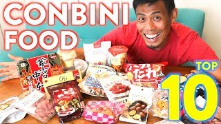 Download Japanese Convenience Store Must Eat Foods Video