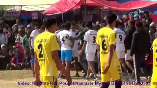 Download खतरा भलिवल खेल बेनी नगरपालीका VS रघुगगां गाउँपालिका At Myagdi Mahotsab 2074 Video