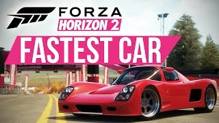 Download Forza Horizon 2 - FASTEST CAR IN THE GAME & BARN FIND Gameplay Walkthrough Part 37 Video