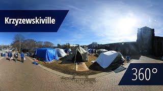 Download A Peek into Krzyzewskiville [360° video] Video