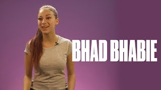 Download Bhad Bhabie talks cultural appropriation, the music industry, and the creation of ″Hi Bich″ Video