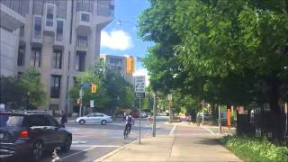 Download A thorough tour of University of Toronto St. George (downtown) Campus Video