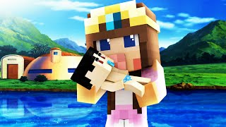 Download Minecraft - WHO'S YOUR MOMMY? - BABY GIVES BIRTH TO NEW BABY! Video