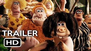 Download Early Man Official Trailer #3 (2018) Eddie Redmayne, Tom Hiddleston Animated Movie HD Video