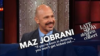 Download Maz Jobrani Has Been Directly Impacted By Trump's Travel Ban Video