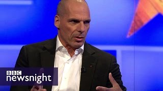 Download Yanis Varoufakis on Brexit: 'How can these smart people be so deluded' - BBC Newsnight Video
