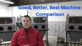 Download Good, Better, Best Comparison- Vapor Honing Technologies Video