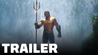 Download Aquaman Trailer (5 Minutes of Footage) Video