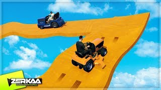 Download MOST DIFFICULT LAWNMOWER RACE! (GTA 5) Video