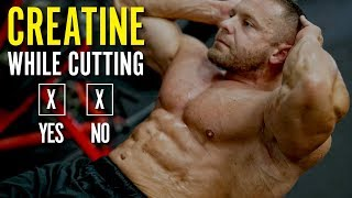 Download Creatine While Cutting - Good or Bad? | Tiger Fitness Video