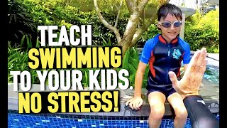 Download Teach your Kid to Swim with no stress Video
