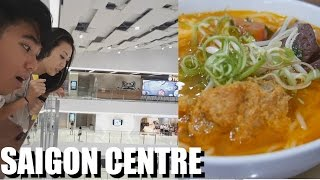 Download SAIGON IS SO MODERN - New Mall (Takashimaya Saigon Centre) + Bun Rieu - Vietnam Vlog #39 Video
