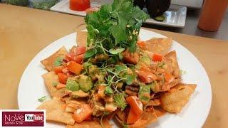 Download Tuna Poke Asian Nachos - How To Make Sushi Series Video