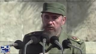 Download Great Cuban revolutionary Fidel Castro passes away at the age of 90 years Video