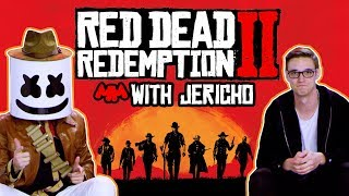 Download How To Play Red Dead Redemption 2 (Feat. Jericho) | Gaming with Marshmello Video