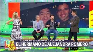 Download Habló Alejandro Romero sobre el tema 'La Mano de Dios' Video