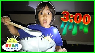 Download DO NOT MAKE FLUFFY SLIME AT 3am or 3pm! Omg so scary 3am Challenge Video