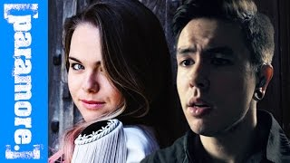 Download Paramore: Still Into You [NateWantsToBattle feat. AmaLee Music Song Cover] Video