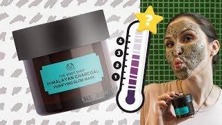Download CHATÔMETRO máscara facial The Body Shop Carvão do Himalaia | Lu Ferreira Video