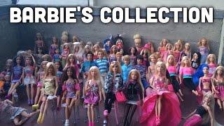 Download La collezione di Barbie(Speciale 5000 iscritti) 65 Barbie Video