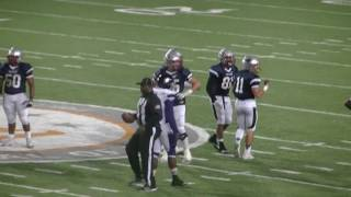 Download Park Crossing Thunderbirds Driving The Ball vs Blount In Montgomery At The Cramton Bowl Video