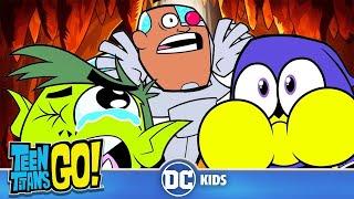 Download Top 10 Fails | Teen Titans Go! | DC Kids Video