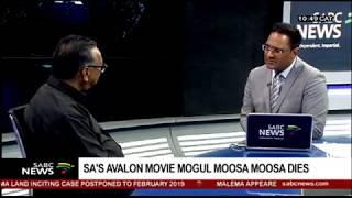 Download SA's Avalon movie mogul Moosa Moosa dies Video