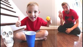 Download FATHER SON PING PONG TRICK SHOTS 2! Video