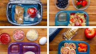 Download Back-To-School Lunch Prep Hacks Video