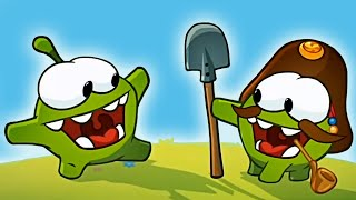 Download Om Nom Stories BEST of ALL SEASONS | Cut The Rope | Funny Cartoons for Kids Video