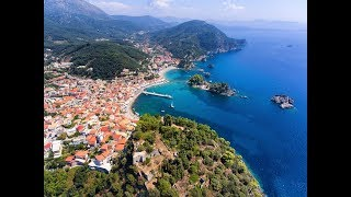 Download Visit Greece | Epirus Riviera from above Video