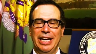 Download Steve Mnuchin Tries To Lie About Trump Tax Plan That Doesn't Even Exist Yet Video
