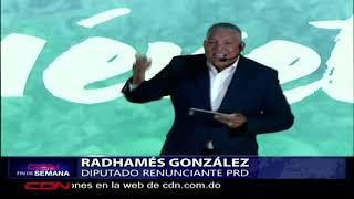 Download Vocero del PRD en Cámara de Diputados se va para PRM con cientos de seguidores Video