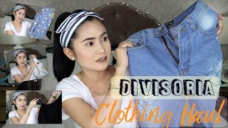Download DIVISORIA Clothing Haul + Try-On | Anna Cay ♥ Video