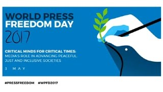 Download DISCUSSION: World Press Freedom Day with Amina Frense Video