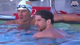 Download Michael Phelps VS Ryan Lochte 100 Fly Mesa Grand Prix 16.04.2015 Video
