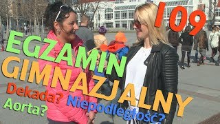 Download EGZAMIN GIMNAZJALNY odc. #109 - MaturaToBzdura.TV Video
