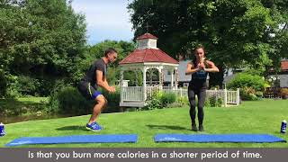 Download LRG Fitness | Science behind HIIT Video