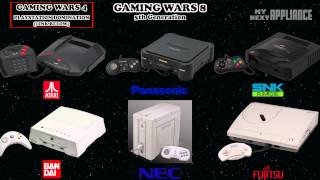 Download Nintendo vs Playstation vs Xbox: History of GAMING WARS - Primer for the future - GAMING WARS 8 Video