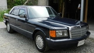 Download Mercedes Benz 300SE(w126) '1989 Video
